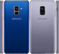 SAMSUNG GALAXY A8 2018 A530 - GRAY (SM-A530FZVDXID)