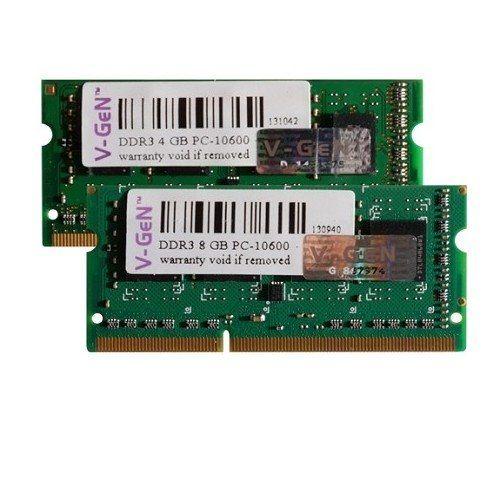V-GEN MEMORY DDR3 SODIMM 8GB PC10600