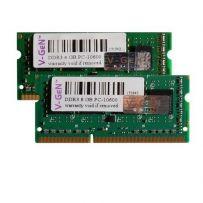 V-GEN MEMORY DDR3 SODIMM 4GB PC10600