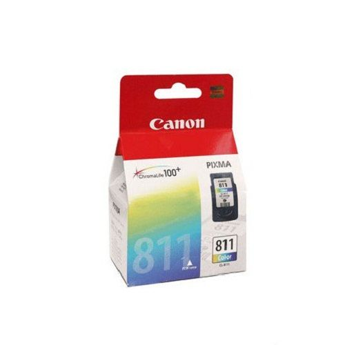 CANON Color Ink Cartridge (CL811)