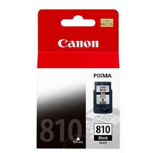 CANON Black Ink Cartridge (PG810)