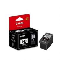 CANON Black Ink Cartridge with Print Head (PG740)