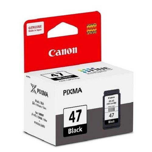 CANON 47 Black Ink Cartridge (PG47)
