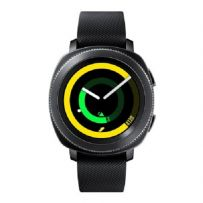 SAMSUNG GEAR SPORT SMARTWATCH - BLACK (R600)