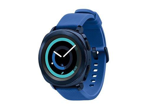 SAMSUNG GEAR SPORT SMARTWATCH - BLUE (R600)