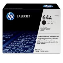 HP Black Toner Cartridge (CC364A)