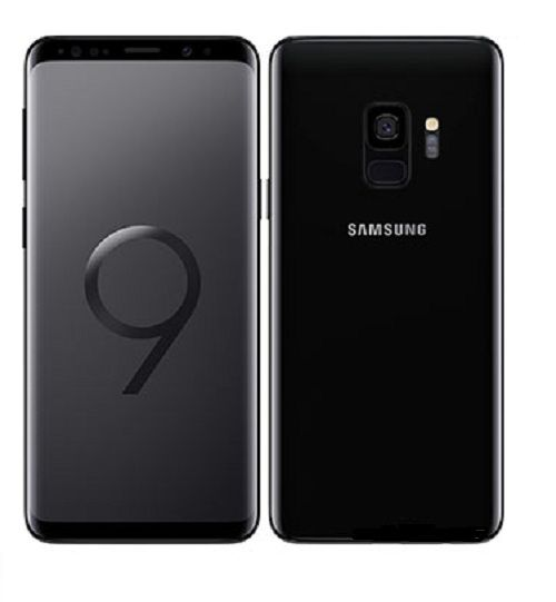 SAMSUNG GALAXY S9 - MIDNIGHT BLACK (SM-G960FZKDXID)