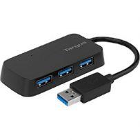 TARGUS USB 3.0 4-Port Hub [ACH124AP]