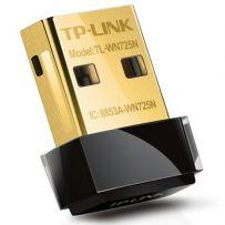 TP-LINK Wireless Nano USB Adapter N150 - TL-WN725N - Black