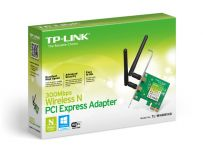 TPLINK 300Mbps Wi-Fi PCI Express Adapter (TL-WN881ND (EU))