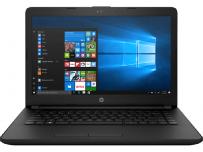 HP 14-BW096TU - A4-9120 - WIN 10 - BLACK (3MR63PA)