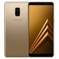 SAMSUNG GALAXY A8 2018 - GOLD (SM-A530FZDDXID)