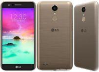 LG K10 2017 M250 - BLACK GOLD (HLG-M250K-BGD)