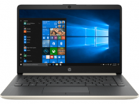 HP 14S-CF0045TX - i5-8250 - WIN 10 - GOLD (4PC58PA#AR6)
