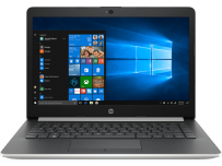 HP 14-CK0004TX - i3-7020 - WIN 10 - SILVER (4LD86PA)
