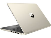 HP 14S-CF0013TX - i7-8550 - WIN 10H - GOLD (4LD64PA#AR6)