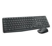 Logitech Keyboard MK235 Wireless Combo + Mouse (920-007937)