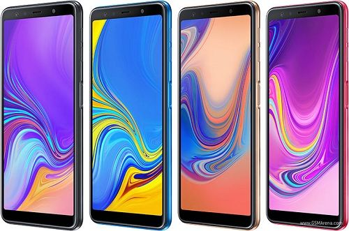 SAMSUNG GALAXY A7 2018 TRIPLE CAMERA  - 4/64GB (SM-A750GZ)