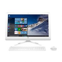 HP AIO 22-c0052l - i5-8520 - DOS - WHITE (3JV72AA)