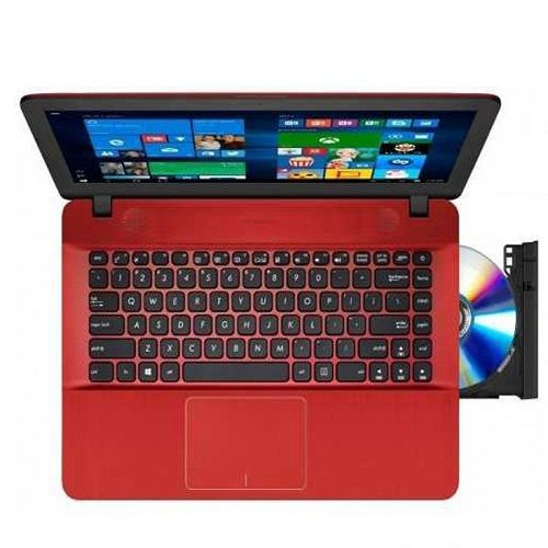 ASUS X441MA-GA013T - N4000 - WINDOWS 10 - RED (90NB0H45-M00980)