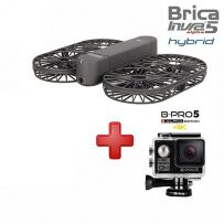 BRICA INVRA5 HYBRID INVRA 5 HYBRID PERSONAL DRONE FULL HD 4K WIFI AIRSELFIE