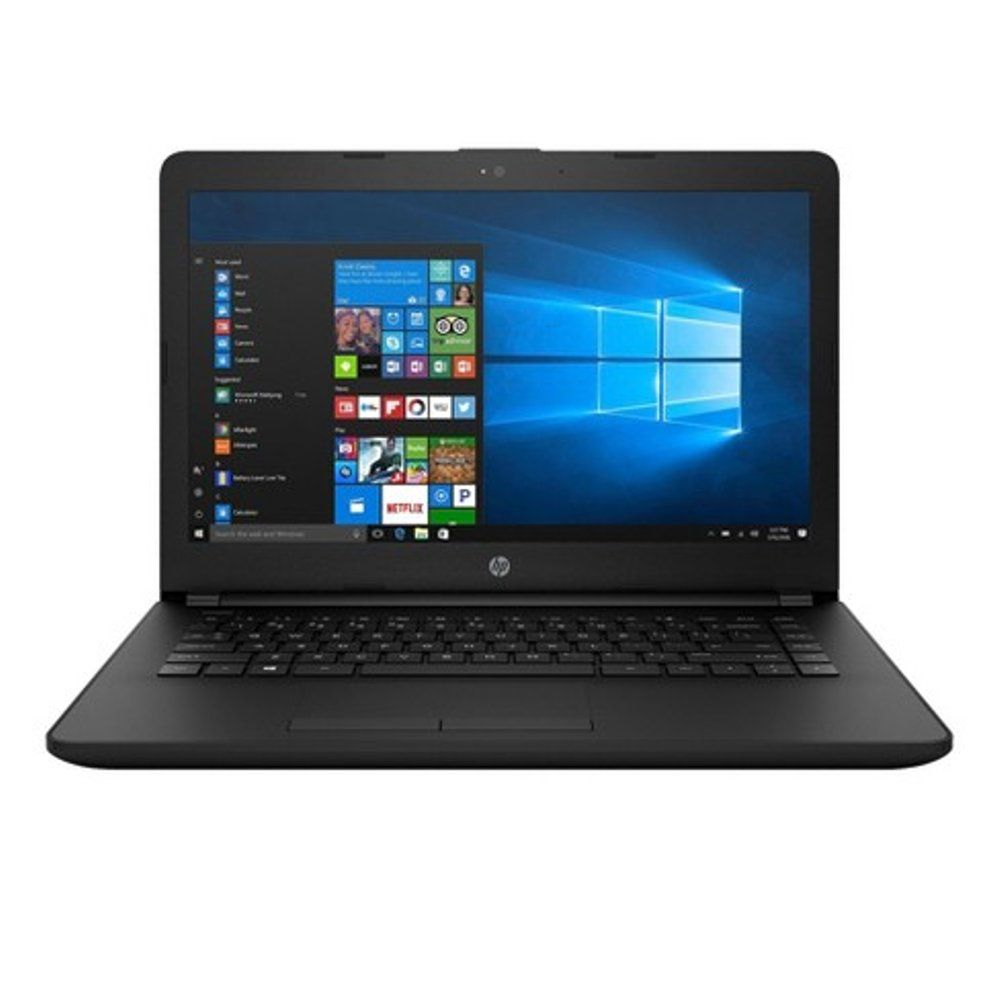 HP 14-cm0071AU - E2-9000e - WINDOWS 10 - BLACK (4QK01PA)