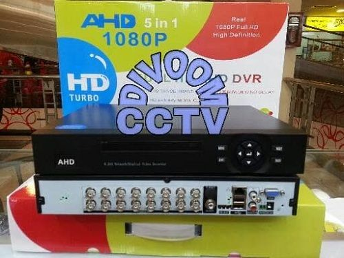 DVR AHD 16 CHANEL FULL HD 1080P 5 IN 1 XMEYE P2P CLOUD