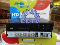 DVR AHD 16 CHANEL FULL HD 1080P 5 IN 1 XMEYE P2P CLOUD (AVR-1608)