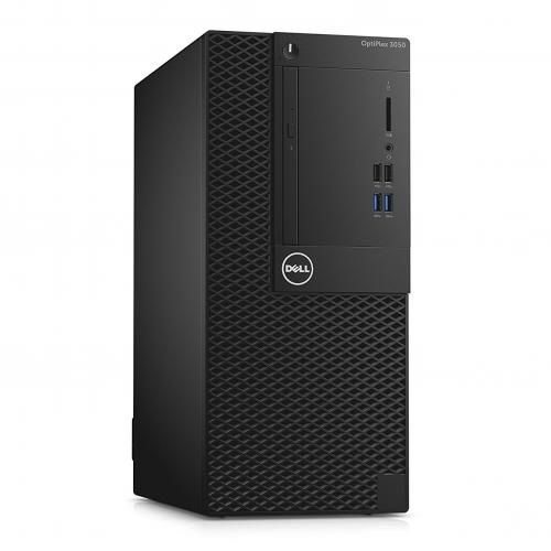 DELL PC OptiPlex 3060 MT - i3-8100 - WIN 10 - BLACK