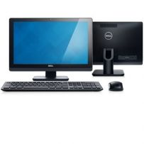 DELL AIO OPTIPLEX 3011 - i3-3220 - WINDOWS 10 - BLACK