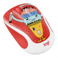 LOGITECH MOUSE WIRELESS M238 DOODLE COLLECTION