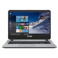 ASUS A407UF-BV061T - i3-7020 - GRAY - WIN 10 (90NB0J91-M00670)