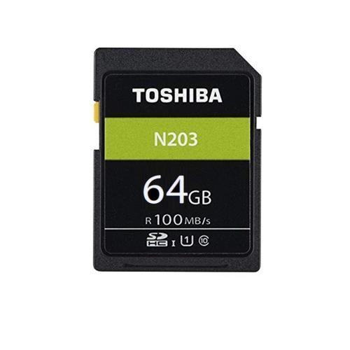 N203 SDXC Card 64GB UHS-I Class 10 [THN-N203N0640A4]