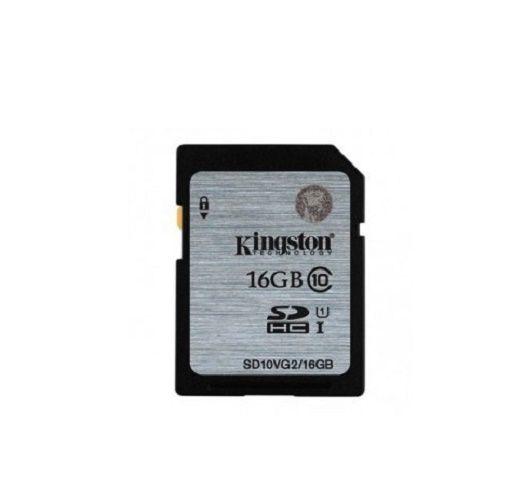 KINGSTON SDHC 16GB Class 10 SD10VG2/16GBFR