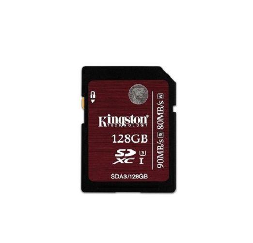 SDXC 128GB Class 10 SDA3/128GB