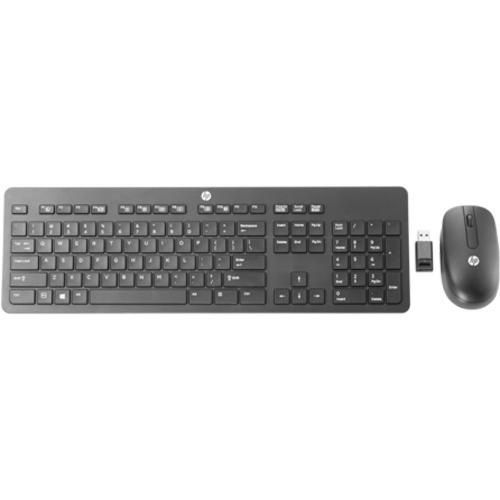 Slim Wireless Keyboard and Mouse T6L04AA