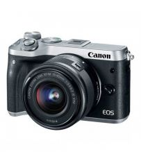 EOS M6 Body Only - Silver