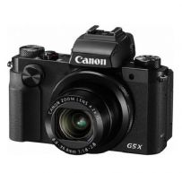 Digital Camera Powershot G5X - Black