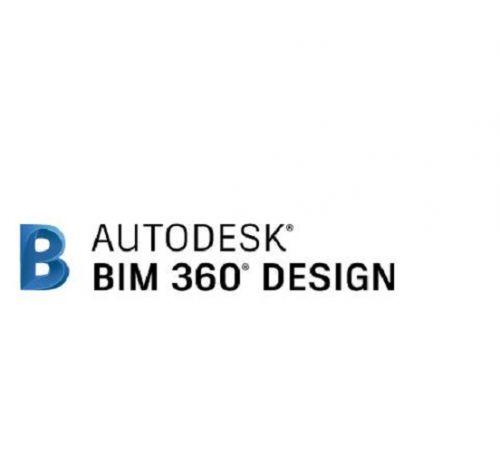 BIM 360 Design Single User Cloud Commercial Annual Subscription