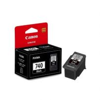 Black Ink Cartridge with Print Head PG-740