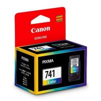 Color Ink Cartridge with Print Head CL-741