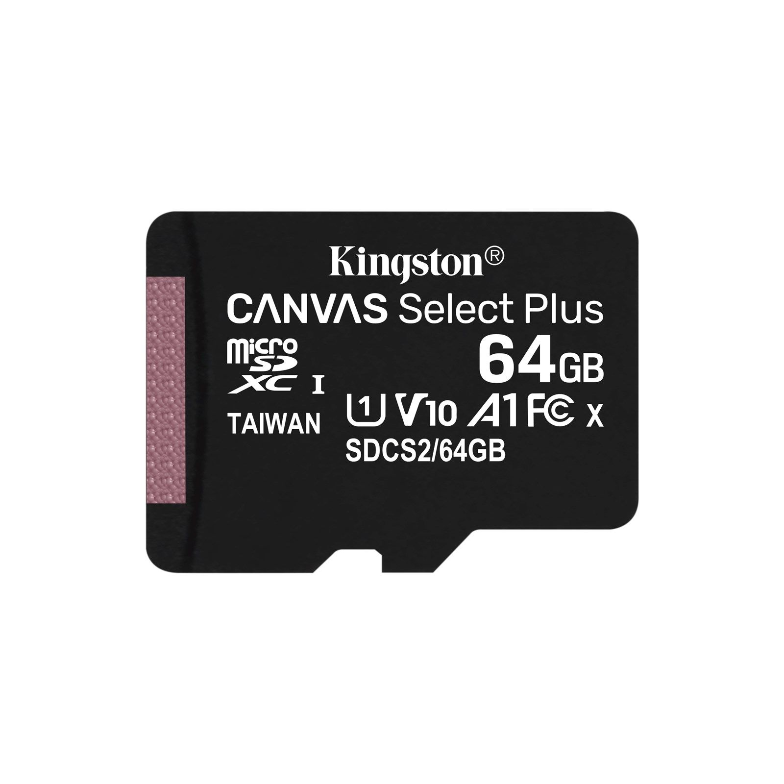 64GB microSDXC Canvas Select Plus A1 Class 10 UHS-I (SDCS2/64GB)