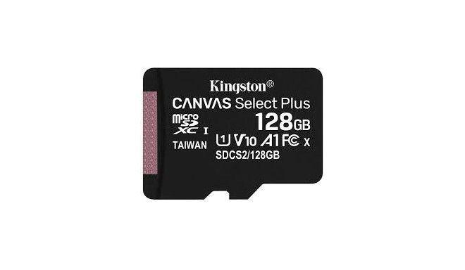 128GB microSDXC Canvas Select Plus A1 Class 10 UHS-I (SDCS2/128GB)