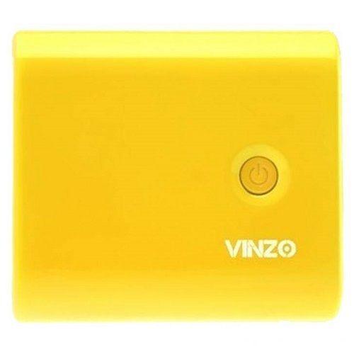 Vinzo Power Bank 5600 mAh Yellow