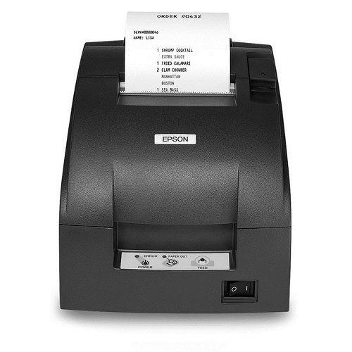 EPSON TM-U220B DOT MATRIX RECEIPT PRINTER - BLACK (C31C514678) Printer Kasir