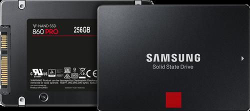 Solid State Drive 860 PRO 256GB [SAM-SSD-76P256BW]