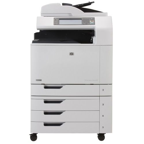 Hp Color Laserjet CM6040F Printer - Q3939A - White (Garansi Resmi HP)