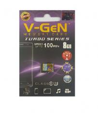 Memory Flash Card MicroSD 8GB TURBO C10 (+A)