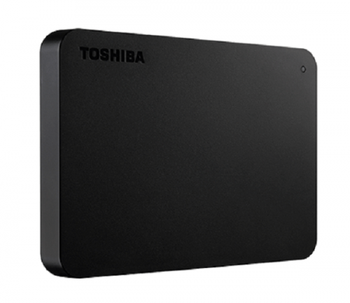 Canvio Basic 3.0 Portable Hard Drive 4TB [HDTB440AK3CA]