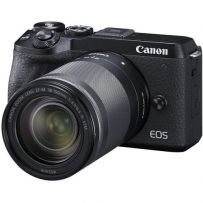 EOS M6 Mark II with 18-150mm Lens Black [EOSM6IIL150B]